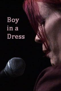 Image of Boy in a Dress