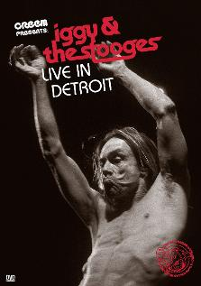 Image of Iggy and the Stooges: Live in Detroit