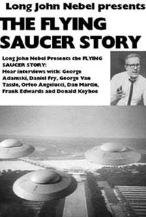 Image of Long John Presents the Flying Saucer Story