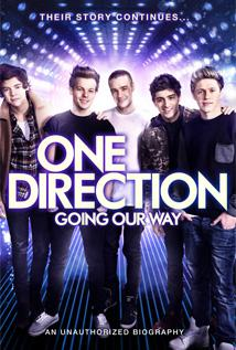 Image of One Direction: Going Our Way