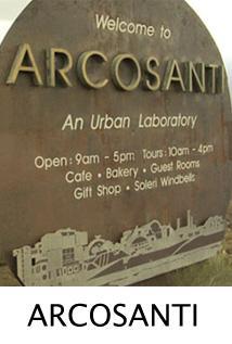 Image of Arcosanti