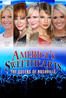 Image of America's Sweethearts: Queens of Nashville