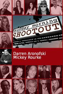 Image of Season 1 Episode 5 Darren Aronofsky, Mickey Rourke