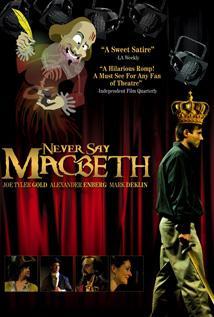 Image of Never Say Macbeth