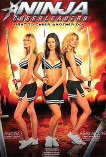 Image of Ninja Cheerleaders