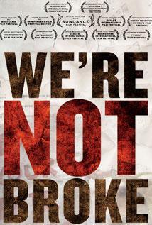 Image of We're Not Broke