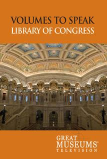 Image of The Library of Congress: Volumes to Speak