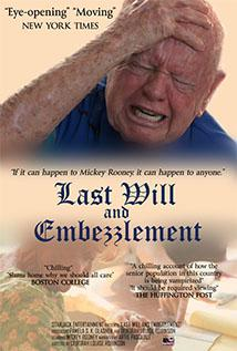 Image of Last Will and Embezzlement