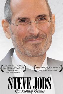 Image of Steve Jobs: Consciously Genius