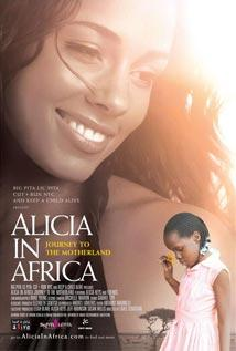 Image of Alicia In Africa, Journey To The Motherland