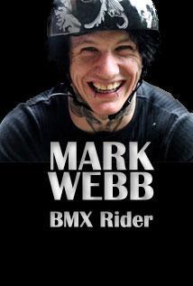 Image of Mark Webb Pro BMX Rider