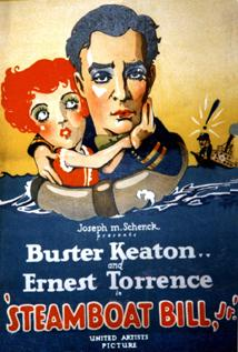 Image of Buster Keaton: Steamboat Bill Jr.