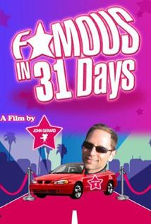 Image of Famous in 31 Days