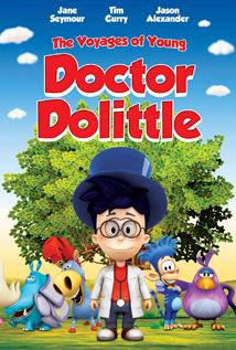 Image of The Voyages of Young Doctor Dolittle