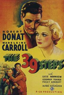 Image of The 39 Steps