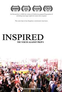 Image of Inspired: The Voices Against Prop 8