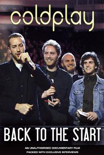 Image of Coldplay: Back to the Start