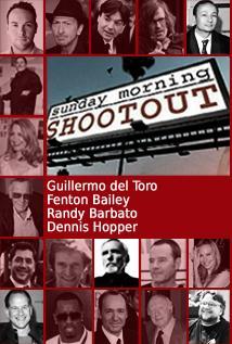 Image of Season 1 Episode 8 Guillermo del Toro, Fenton Bailey, Randy Barbatos and Dennis Hopper