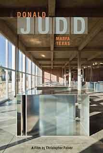 Image of Donald Judd: Marfa Texas