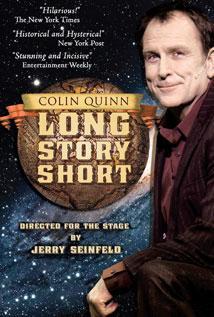 Image of Colin Quinn: Long Story Short
