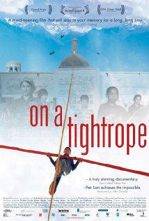 Image of On A Tightrope