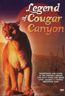 Image of The Legend of Cougar Canyon (The Secret of Navajo Cave)