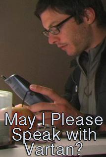 Image of May I Please Speak to Vartan