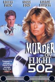 Image of Murder on Flight 502