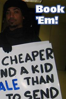 Image of Book 'Em: Undereducated, Overincarcerated