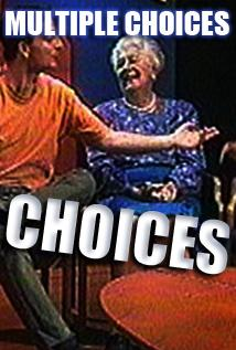 Image of Multiple Choices - Choices